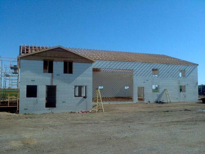 Commercial Garage builders 2
