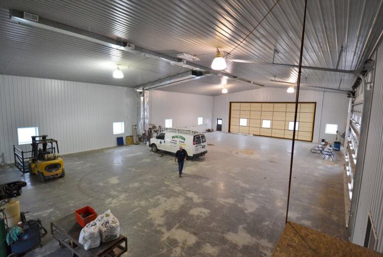 Commercial Warehouse builders saginaw mi