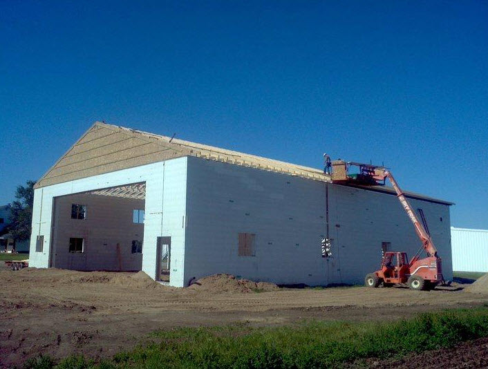 Garage construction company